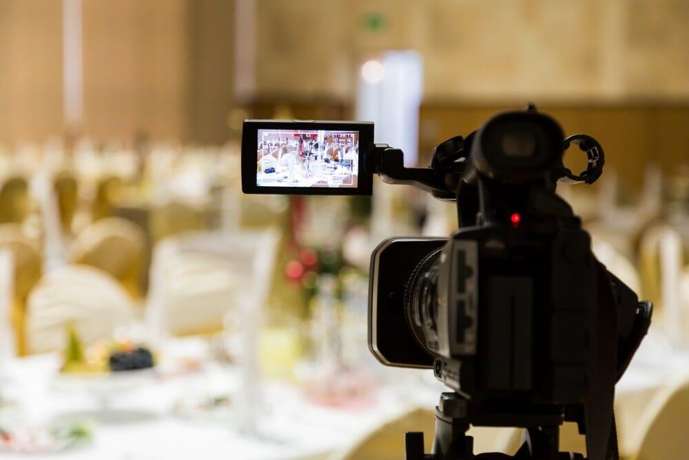 Video Shooting Vector